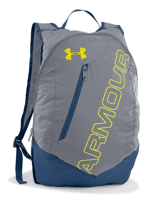 Under Armour Adaptable Backpack Bags - Steel/Sunbleached