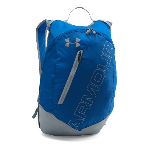 Under Armour Adaptable Backpack Bags - Royal/Steel