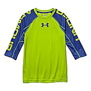 Kids Under Armour Tech 3/4 Sleeve Tee Short Sleeve Technical Tops