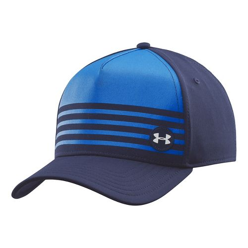 Men's Under Armour�Striped Out Stretch Fit Cap