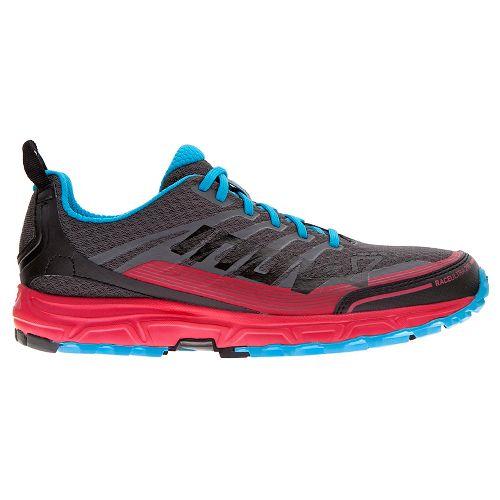 Womens Inov-8 Race Ultra 290 Trail Running Shoe - Grey/Berry 8.5