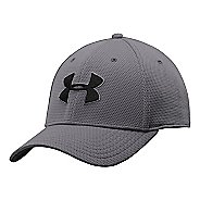 Mens Under Armour Blitzing II Stretch Fit Cap Headwear