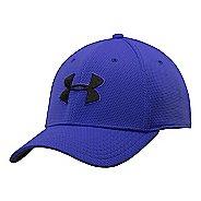Mens Under Armour Blitzing II Stretch Fit Cap Headwear