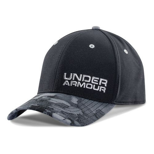Men's Under Armour�Bark Camo Stretch Fit Cap