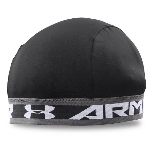 Mens Under Armour Original Skull II Headwear - Black/Graphite