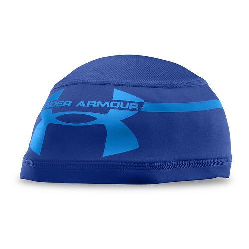 Mens Under Armour Mesh Skull 2.0 Headwear - Royal/Royal