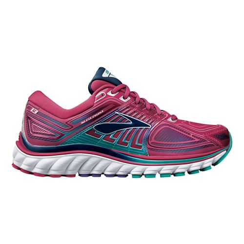 Womens Brooks Glycerin 13 Running Shoe - Rose 6