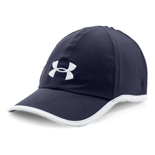 Mens Under Armour Shadow Cap 2.0 Headwear - Midnight Navy