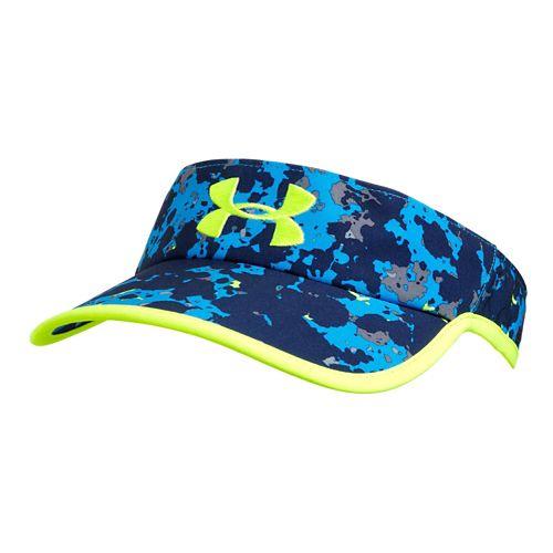 Mens Under Armour Shadow Visor 2.0 Headwear - Blue Jet/Blue