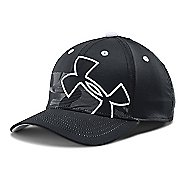 Kids Under Armour Tiltin Stretch Fit Cap Headwear