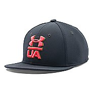 Kids Under Armour Eyes Up 2.0 Stretch Fit Cap Headwear
