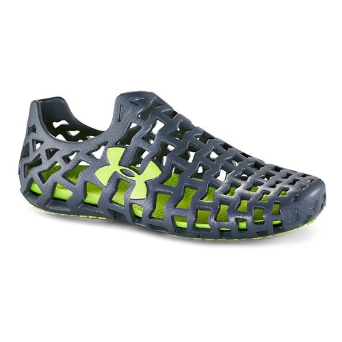 Mens Under Armour Mavrix CT Sandals Shoe - Gravel 9