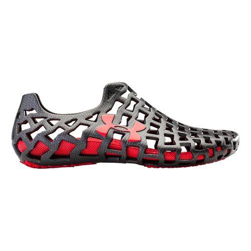 Mens Under Armour Mavrix CT Sandals Shoe - Gravel 8