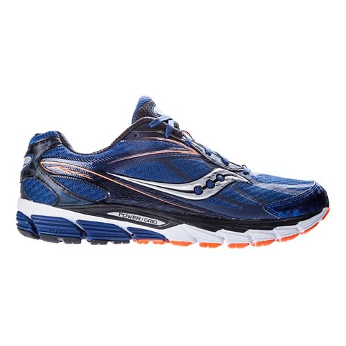 Mens Saucony Ride 8 Running Shoe - Midnight 12.5