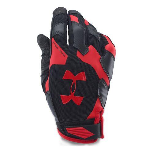 Mens Under Armour Renegade Glove Handwear - Black L
