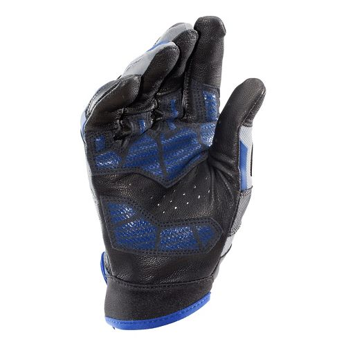 Mens Under Armour Renegade Glove Handwear - Steel/Royal L