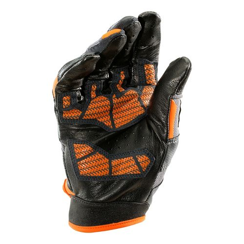 Mens Under Armour Renegade Glove Handwear - Graphite/Black L