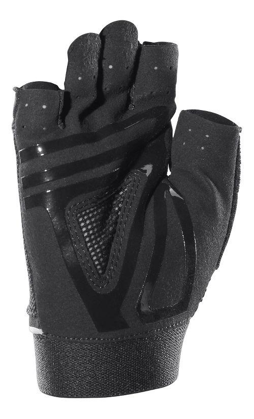 Womens Under Armour Flux Glove Handwear - Black/Black S