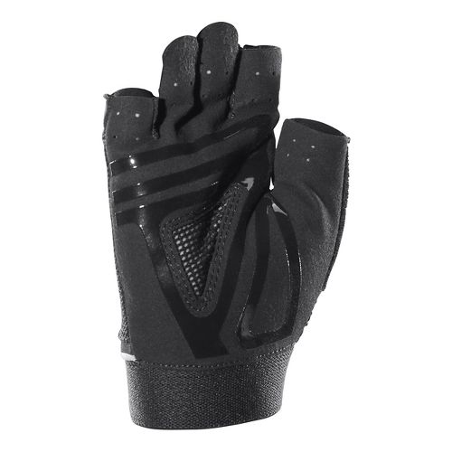 Womens Under Armour Flux Glove Handwear - Black/Black XL
