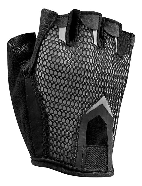 Womens Under Armour Resistor Glove Handwear - Black/Pewter S