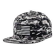 Mens Under Armour Alter Ego Camo Flag Cap Headwear