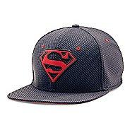 Mens Under Armour Superman Core Team Cap Headwear