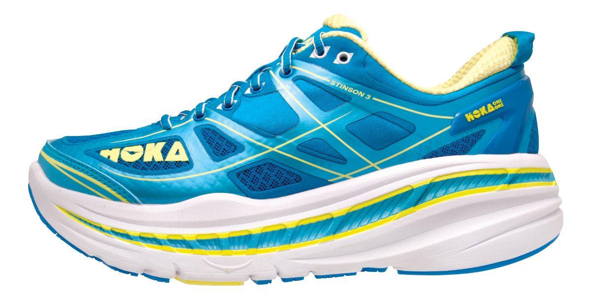 Womens Hoka One One Huaka Running Shoe at Road Runner Sports