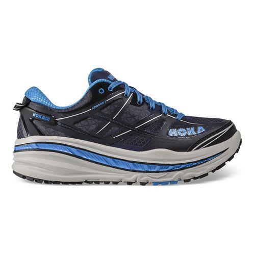Mens Hoka One One Stinson 3 ATR Trail Running Shoe - Blue/Blue 11