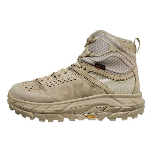 Mens Hoka One One Tor Ultra Hi WP Hiking Shoe - Oxford Tan 11.5