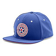 Mens Under Armour Captain America Core Team Cap Headwear
