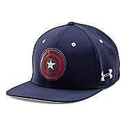 Mens Under Armour Avengers Captain America Snap Back Cap Headwear