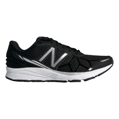 Womens New Balance Vazee Pace Running Shoe - Black/White 5.5