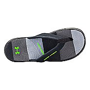 Mens Under Armour Micro G EV Illusion T Sandals Shoe