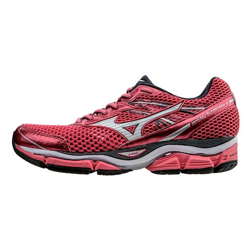 Womens Mizuno Wave Enigma 5 Running Shoe - Coral 6.5