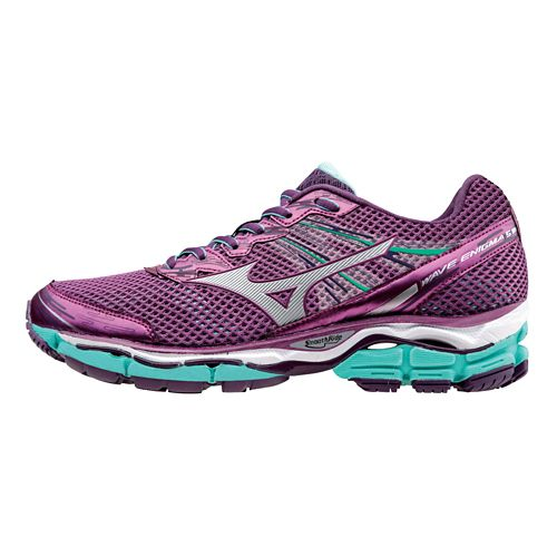 Womens Mizuno Wave Enigma 5 Running Shoe - Aster 7.5