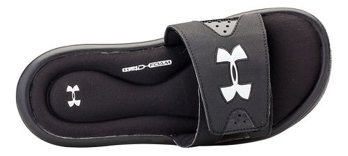Under Armour Ignite IV SL Sandals Shoe - Black 7Y