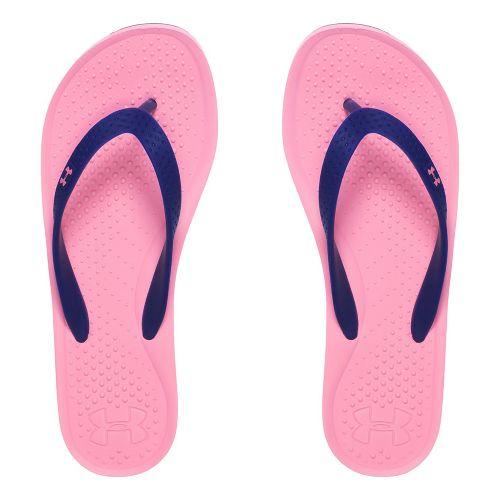 Womens Under Armour Atlantic Dune T Sandals Shoe - Tuti Frutti 10