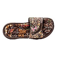 Kids Under Armour Ignite Camo VII SL Sandals Shoe - Real Tree/Brown 4Y