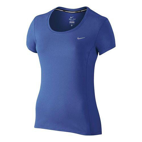Women's Nike�Dri-Fit Contour Short Sleeve