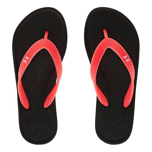 Kids Under Armour Atlantic Dune T Sandals Shoe - Crystal 2