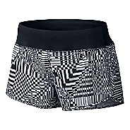 "Womens Nike Printed 2"" Rival Lined Shorts"