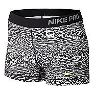 "Womens Nike Pro 3"" Venom Unlined Shorts"