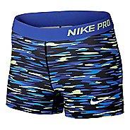 "Womens Nike Pro 3"" Haze Unlined Shorts"