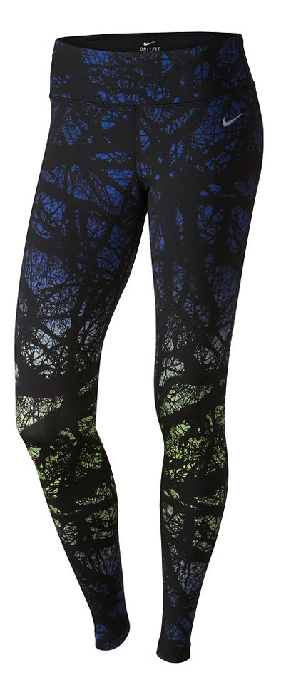 Nike Printed Engineered Full Length Tights