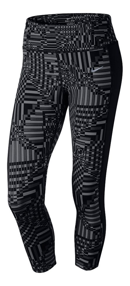 Nike Printed Epic Lux Crop Full Length Tights