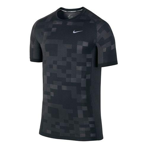 Men's Nike�Dri-FIT Knit Contrast Short Sleeve