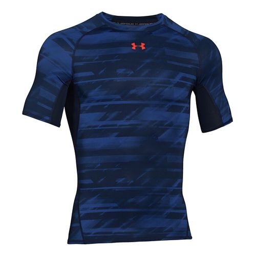 Men's Under Armour�HeatGear Armour Compression Printed Shortsleeve T