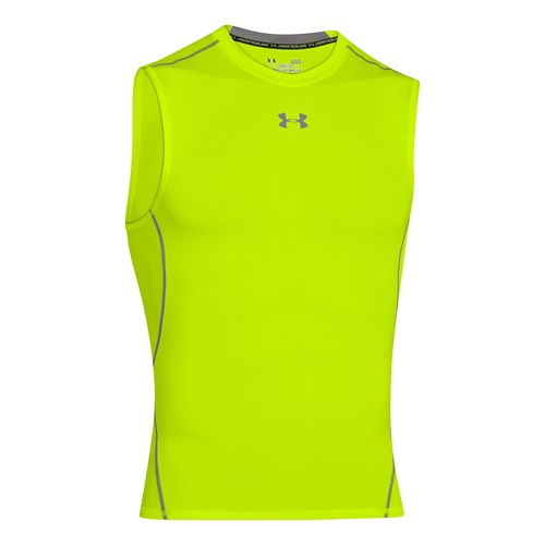 Men's Under Armour�HeatGear Armour Compression Sleeveless T