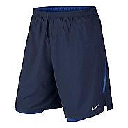 """Mens Nike 9"""" Phenom 2-in-1 Shorts"""