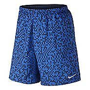 "Mens Nike 7"" Megapixel Distance Lined Shorts"